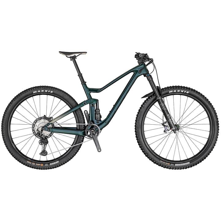 "Genius 910 29"" Mountainbike All Mountain Scott 463366300565 Farbe petrol Rahmengrösse L Bild Nr. 1"