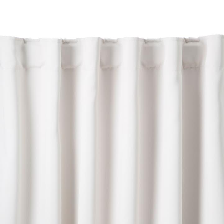 DARKY Rideau prêt à poser blackout 372024000000 Couleur Ecru Dimensions L: 140.0 cm x H: 240.0 cm Photo no. 1