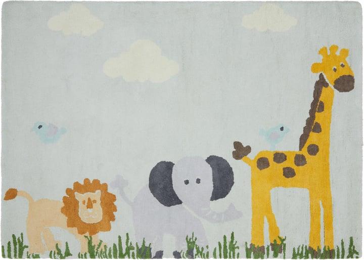 NOAH Teppich 412012510492 Grösse B: 100.0 cm x T: 140.0 cm Farbe multicolor Bild Nr. 1