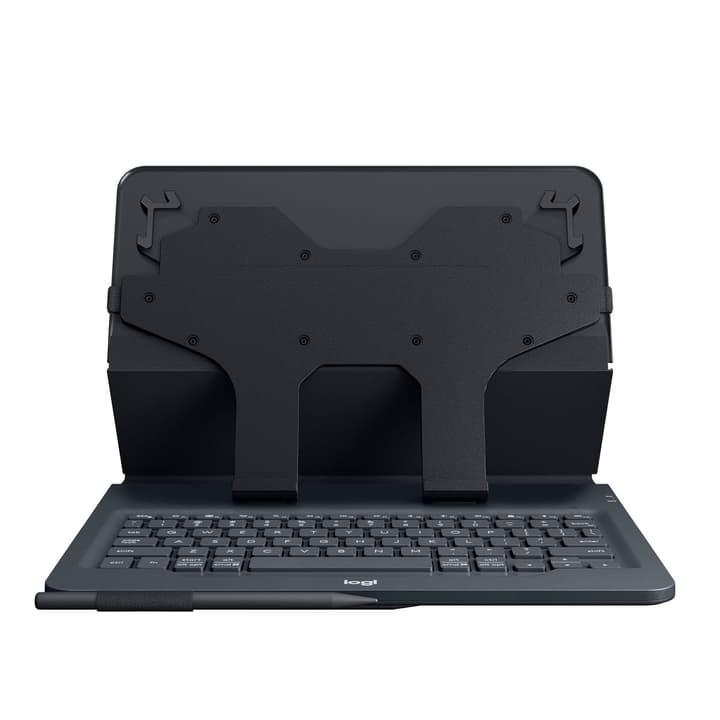 "Universal Keyboard Case Folio 9-10"" Logitech 798225100000 N. figura 1"