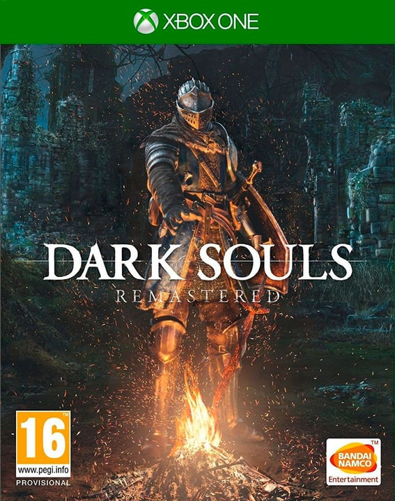Xbox One - Dark Souls: Remastered (I) Fisico (Box) 785300132965 N. figura 1