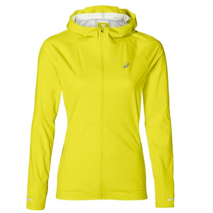 Accelerate Jacket Veste pour femme Asics 470178100359 Colore lemone Taglie S N. figura 1