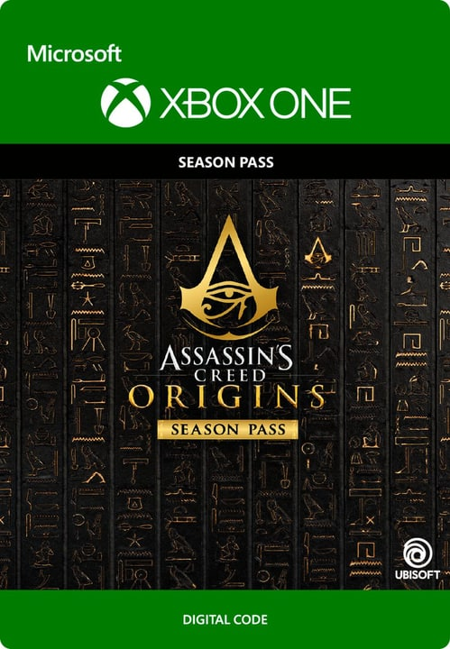 Xbox One - Assassin's Creed Origins - Season pass Download (ESD) 785300136365 Photo no. 1