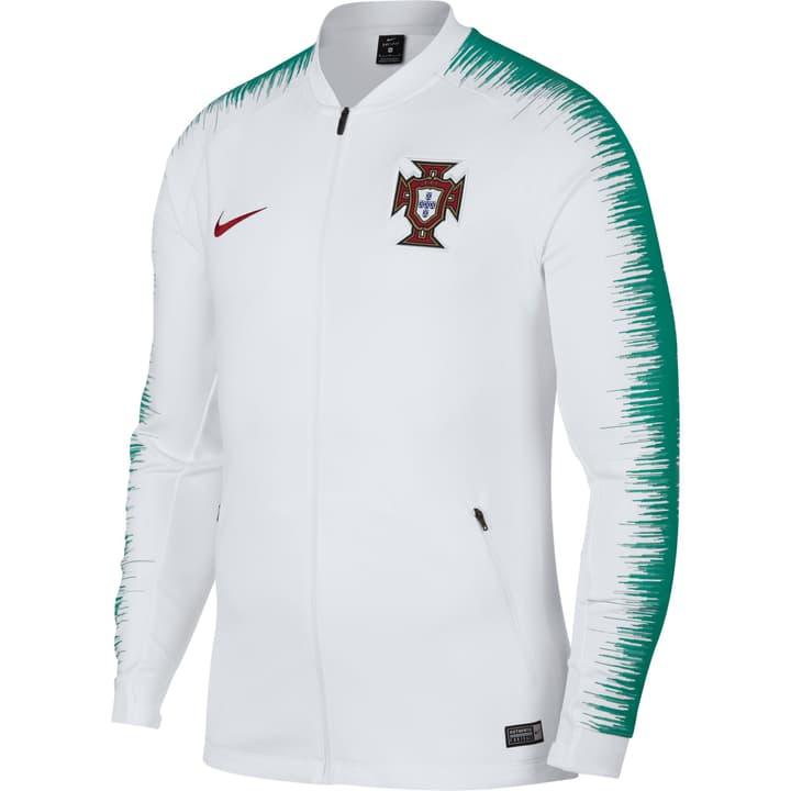 Portugal Anthem Jacket Veste de football du Portugal Nike 498282800510 Couleur blanc Taille L Photo no. 1