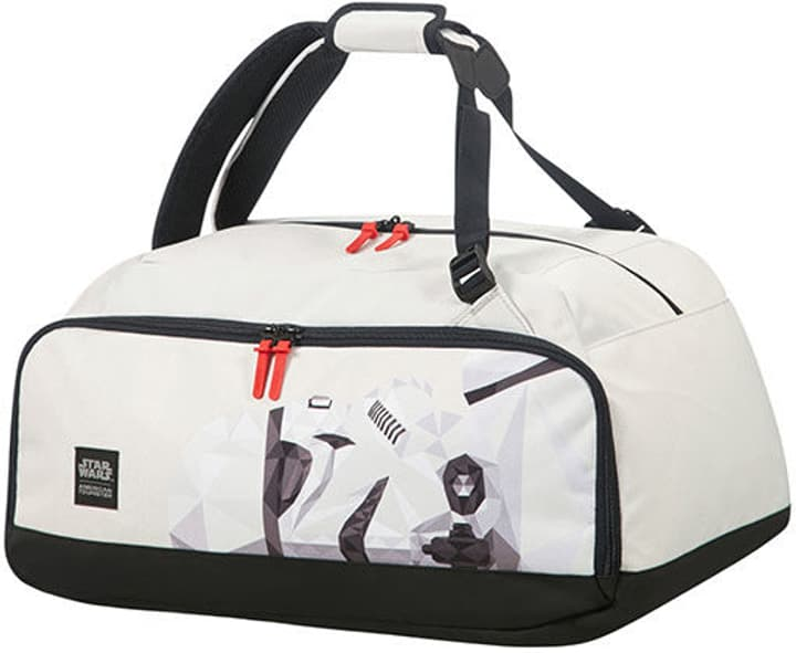 Star Wars Duffle Bag - Stormtrooper Geometric American Tourister 785300131399