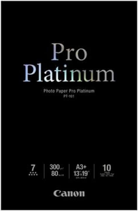 Pro Platinum Photo Paper A3+ PT-101 Canon 798532900000 N. figura 1