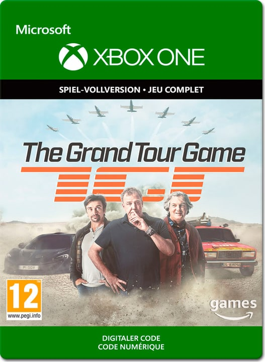 Xbox One - The Grand Tour Game Download (ESD) 785300141858 N. figura 1