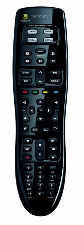 Harmony 350 Télécommande Universelle Contrôle à distance pour televiseur Logitech 785300124174 Photo no. 1