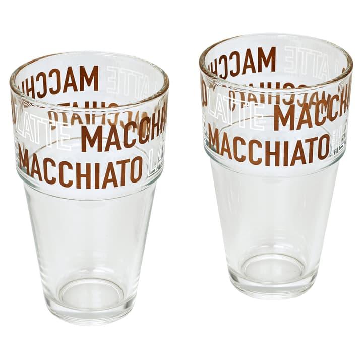 CUCINA & TAVOLA Bicchieri per latte macchiato Cucina & Tavola 702318600000 N. figura 1