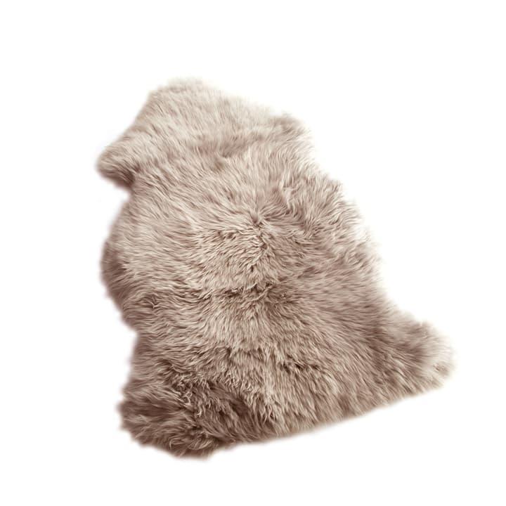 HEIDE peau d'agneau 378046000000 Couleur Couleur platine Dimensions L: 95.0 cm Photo no. 1