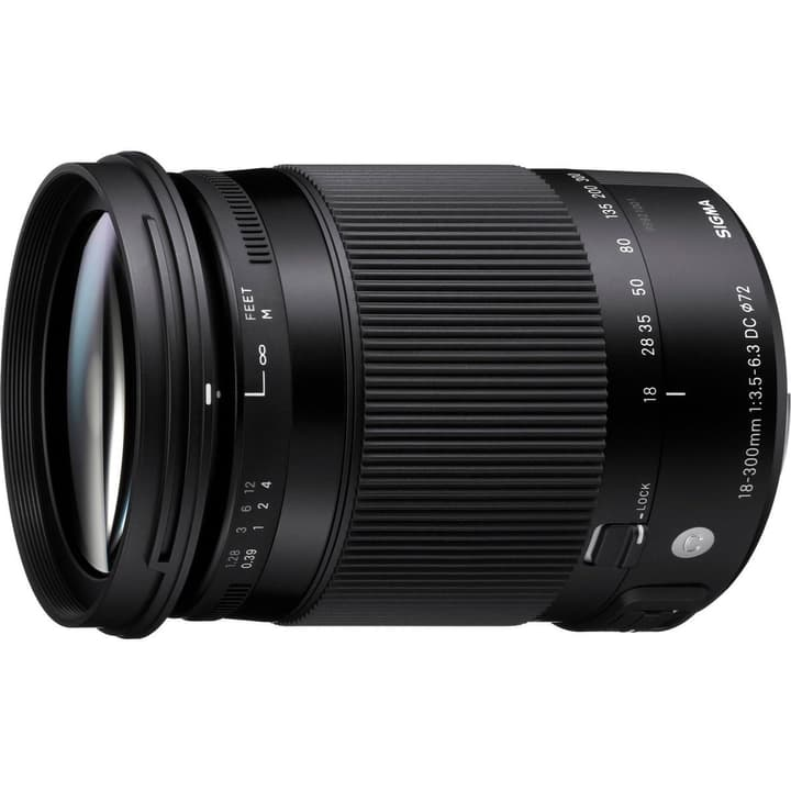 Contemporary 18-300mm F/3.5-6.3 objectif pour Nikon Objectif Sigma 785300126193 Photo no. 1