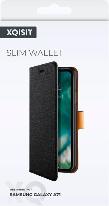 Slim Wallet Selection Black Coque XQISIT 798654400000 Photo no. 1