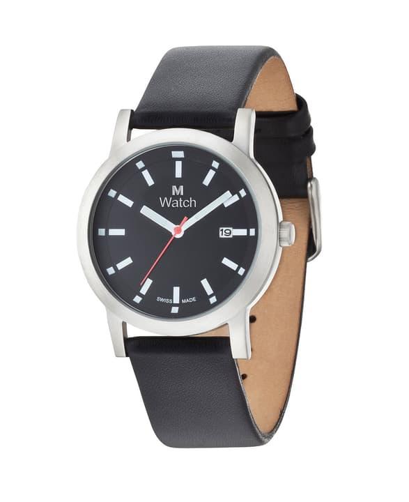 Steel schwarz Armbanduhr M Watch 760718400000 Bild Nr. 1