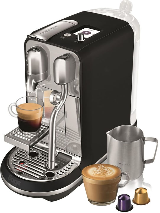Creatista Plus Machine Nespresso Nespresso 785300146722 Photo no. 1