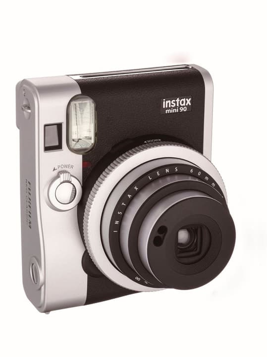 Instax Mini 90 Neo Classic noir Appareil photo instantané FUJIFILM 785300123591 Photo no. 1