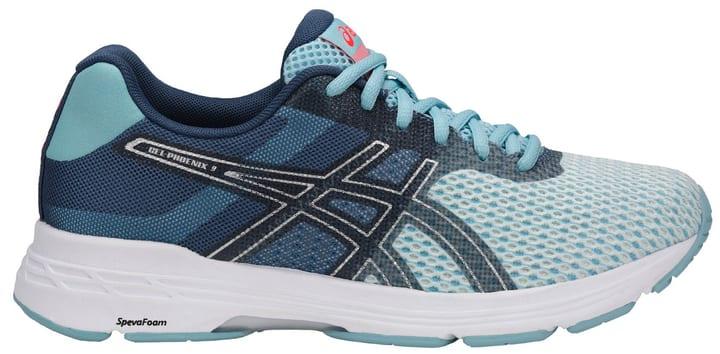 Gel Phoenix 9 Chaussures de course pour femme Asics 463220337041 Couleur bleu claire Taille 37 Photo no. 1