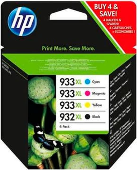 Combopack 932XL + 933XL cartouche d'encre C2P42AE HP 795824100000