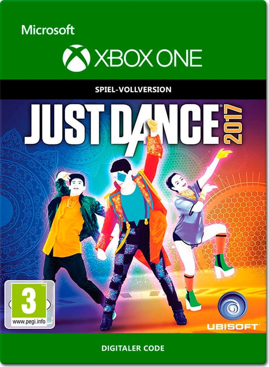 Xbox One - Just Dance 2017 Digital (ESD) 785300137224 Photo no. 1