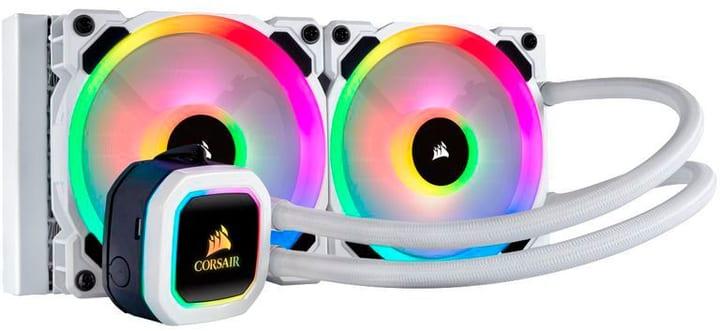 H100i RGB Platinum SE Refroidissement à eau Corsair 785300145529 Photo no. 1