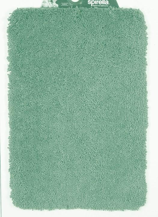 Tappeti da bagno Highland spirella 675265200000 Colore Verde N. figura 1