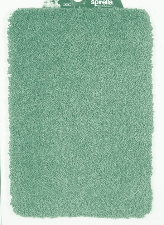 Tapis de Bain Highland spirella 675265300000 Couleur Vert Photo no. 1