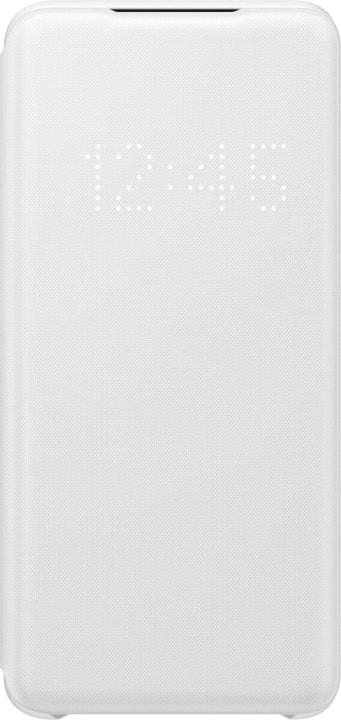 Book-Cover avec Affichage LED Blanc Coque Samsung 785300151197 Photo no. 1
