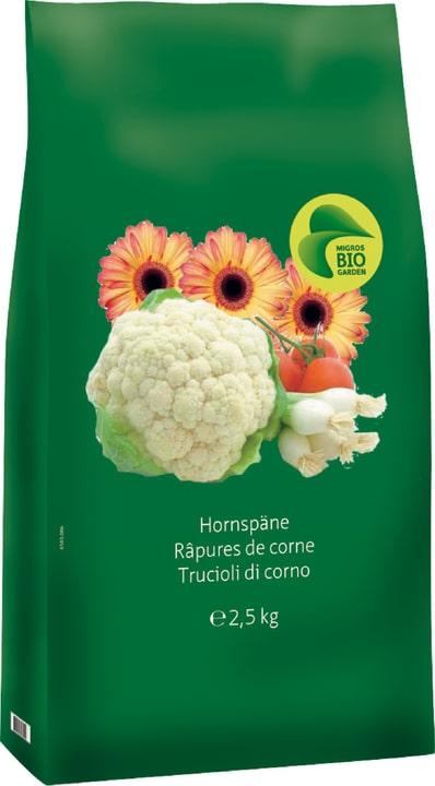 Truciolo di corno, 2 kg Migros-Bio Garden 658308500000 N. figura 1
