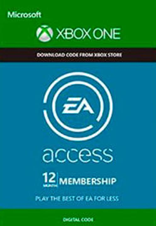 Xbox One - EA Access: 12 Month Subscription 785300135592 Photo no. 1
