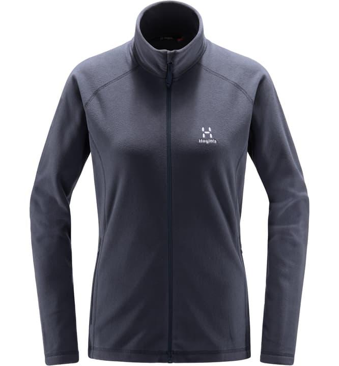 Astro Jacket Giacca da donna Haglöfs 465763300522 Colore blu scuro Taglie L N. figura 1