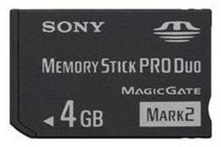 MemoryStick PRO Duo 4GB Sony 785300123820 Photo no. 1