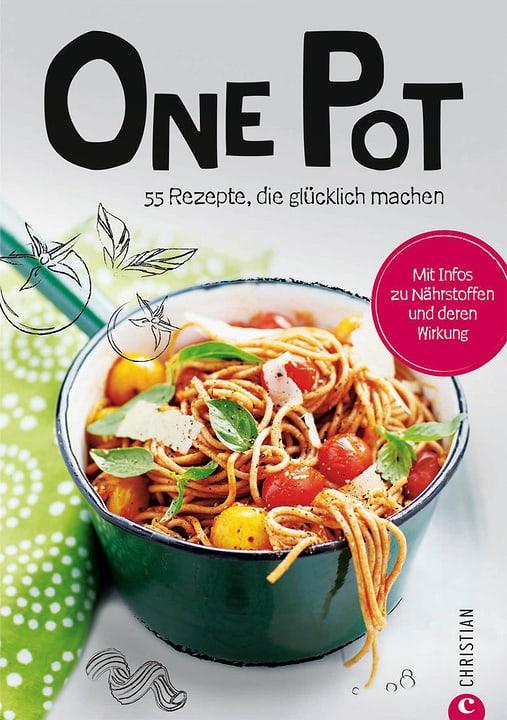 One Pot - die 55 einfachsten Rezepte Livre 393236700000 Photo no. 1