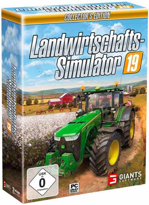 PC - Landwirtschafts Simulator 19 - Collectors Edition (D) Box 785300139376 Photo no. 1