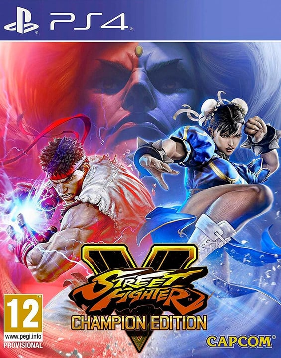Street Fighter 5: Champions Edition Game 785300150866 Photo no. 1