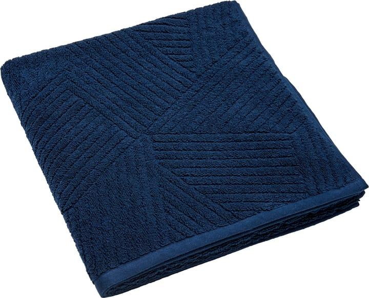 EMILIO telo da doccia 450876820543 Colore Blu Dimensioni L: 70.0 cm x A: 140.0 cm N. figura 1