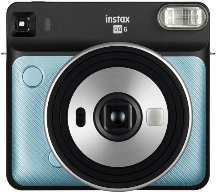 Instax Square SQ6 Aqua Blue Caméra à image instantanée FUJIFILM 785300145988 Photo no. 1