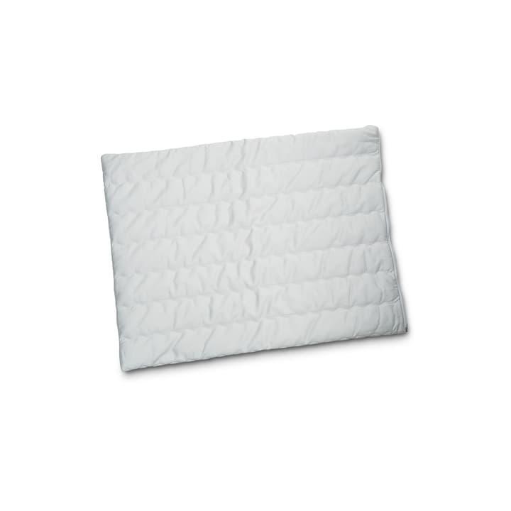 COMFORT COVER taie en coton piqué 376054500000 Couleur Blanc Dimensions L: 70.0 cm x L: 50.0 cm Photo no. 1