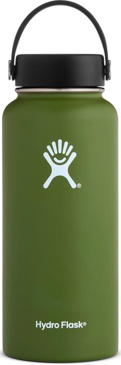 Wide Mouth Isolationsflasche Hydro Flask 464614000067 Farbe olive Grösse Einheitsgrösse Bild-Nr. 1