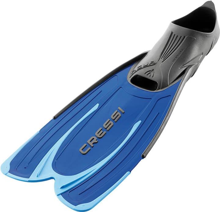 Agua Flosse Cressi 491084904340 Farbe blau Grösse 43/44 Bild-Nr. 1
