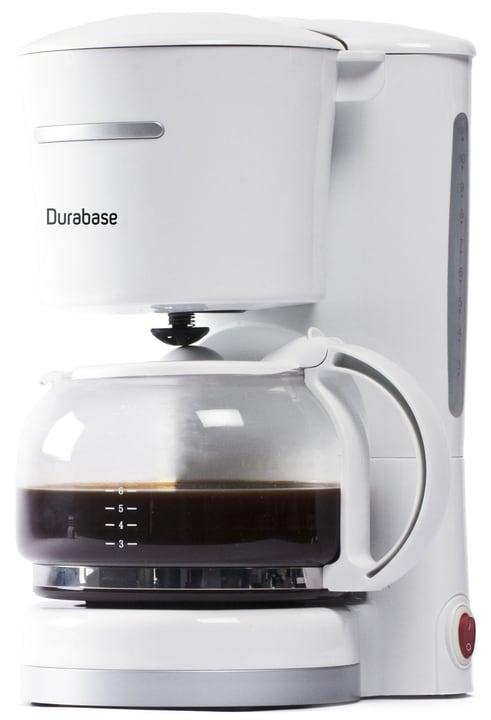 Cafetière fiItre Machine à café filtre Durabase 717410100000 Photo no. 1