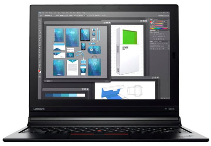 Thinkpad X1 20KJ001KMZ Lenovo 785300135990 Photo no. 1