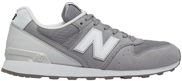 WR996 Chaussures de loisirs pour femme New Balance 463210536581 Couleur gris claire Taille 36.5 Photo no. 1