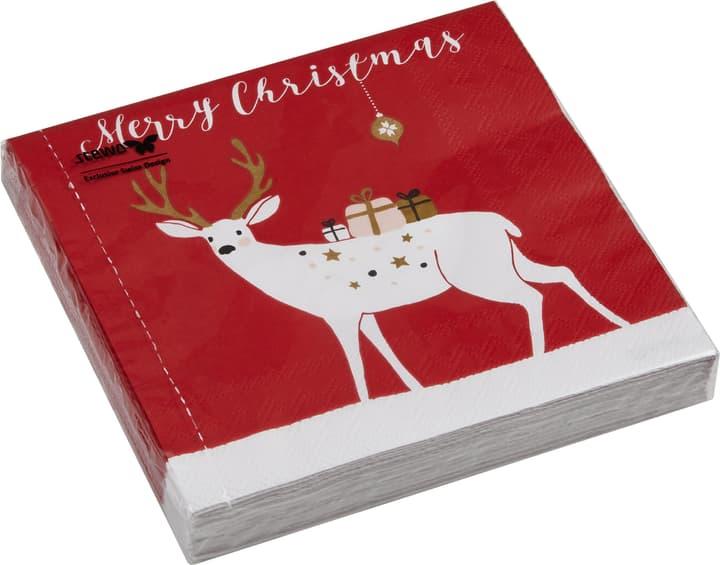 CHRISTMAS Papierservietten 444880800000 Bild Nr. 1