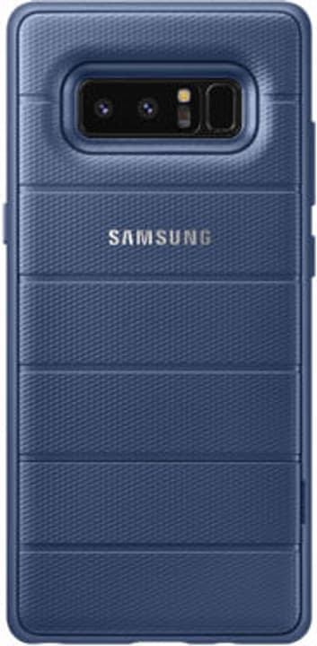 Protective St.Cover Note 8 bleu Samsung 785300130374 Photo no. 1