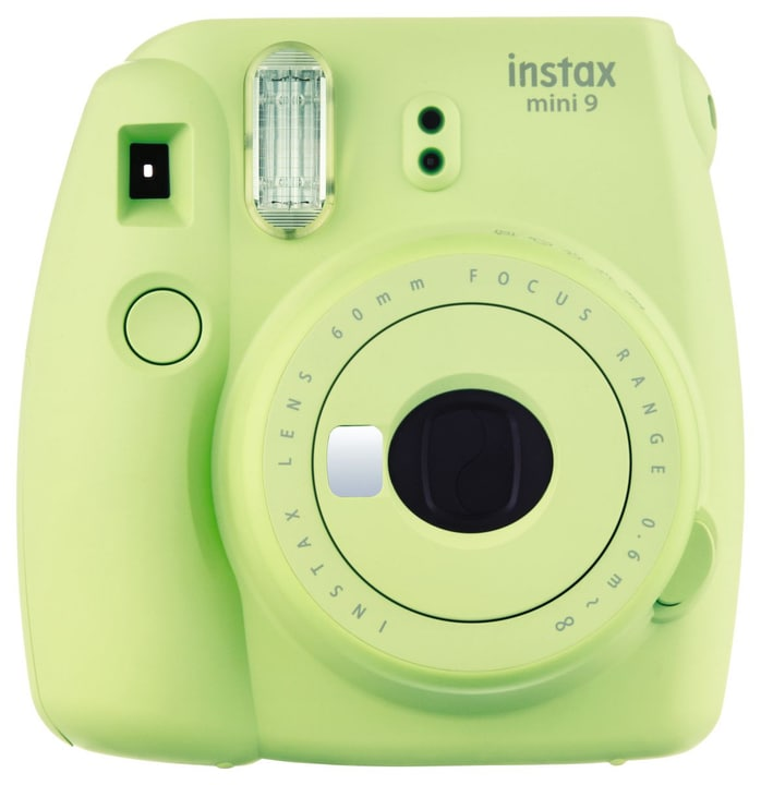 Instax Mini 9 App.photo Instant. Lime Green FUJIFILM 793429600000 Photo no. 1