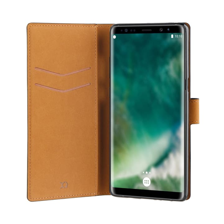 Slim Wallet for Galaxy Note 8 Hülle XQISIT 798602700000 Bild Nr. 1