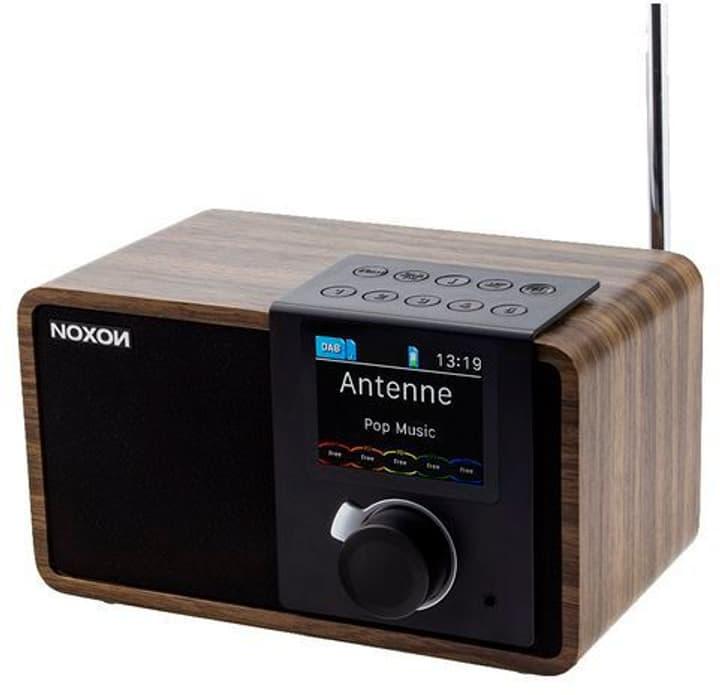 dRadio 1 - Walnuss Radio DAB+ Noxon 785300151100 Photo no. 1