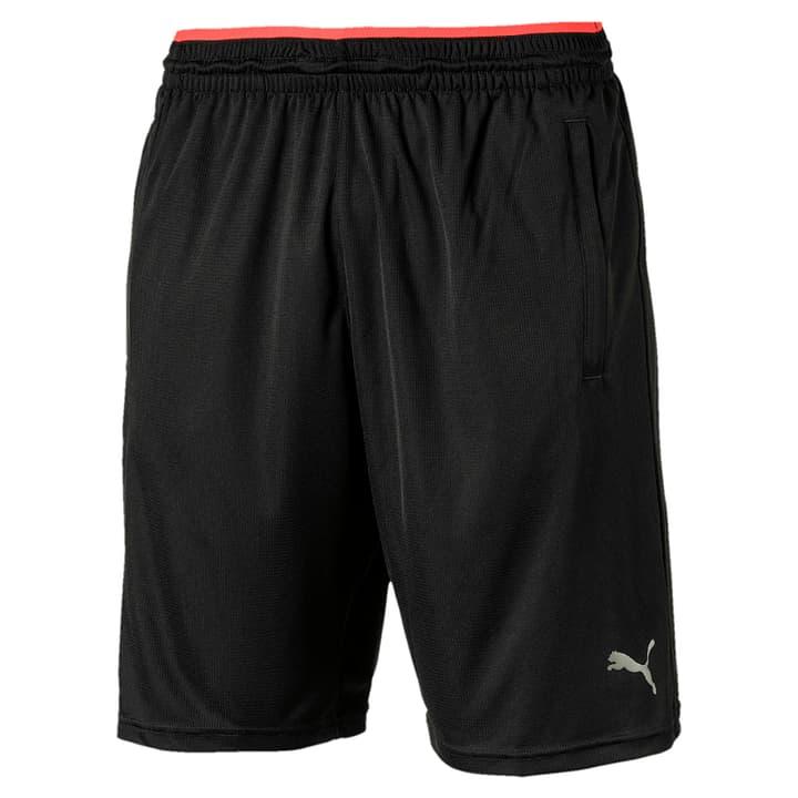Collective Knit Short Short pour homme Puma 464980100520 Couleur noir Taille L Photo no. 1