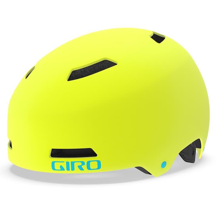 Dime FS Helmet Bikehelm Giro 461891951050 Farbe gelb Grösse 51-55 Bild Nr. 1