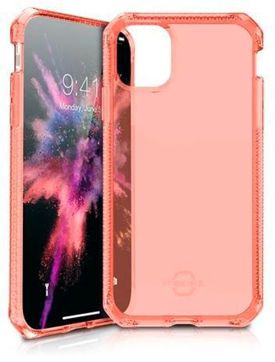 Hard Cover SPECTRUM CLEAR coral Coque ITSKINS 785300149454 Photo no. 1