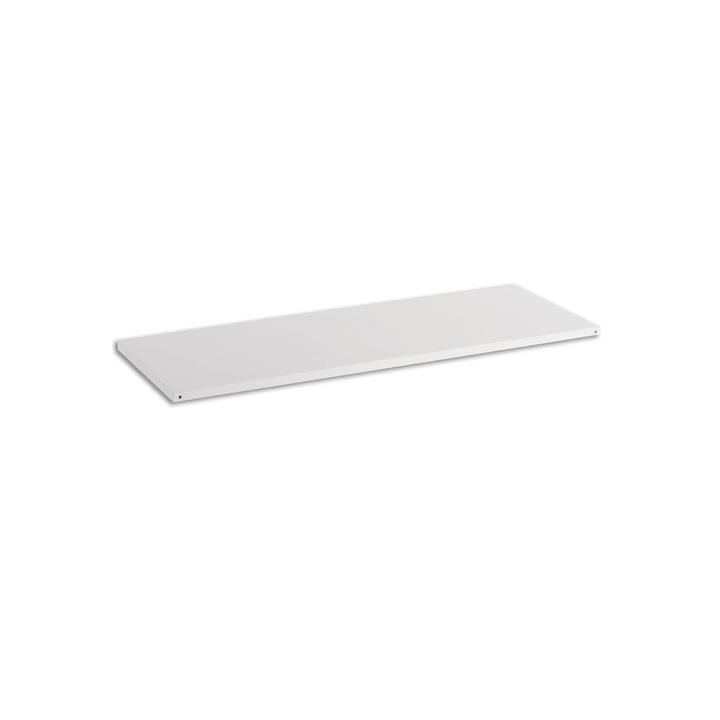 ZILO Ripiano 362003292751 Dimensioni L: 85.0 cm x P: 38.0 cm x A: 1.8 cm Colore Bianco N. figura 1